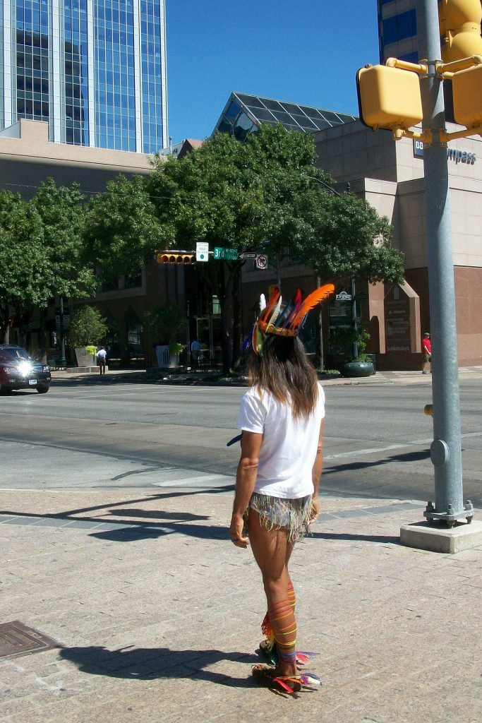 From dress to politics, Austin is a far cry from what you'll find in the rest of the state.
